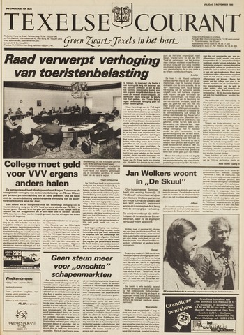 Texelsche Courant 1980-11-07