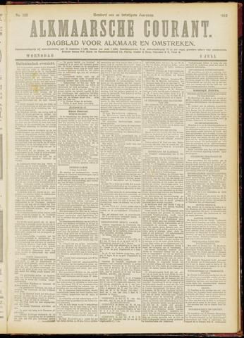 Alkmaarsche Courant 1919-07-09
