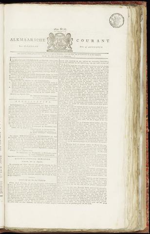 Alkmaarsche Courant 1827-08-27