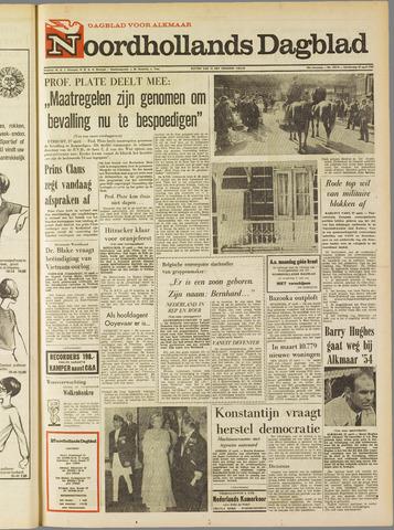 Noordhollands Dagblad : dagblad voor Alkmaar en omgeving 1967-04-27
