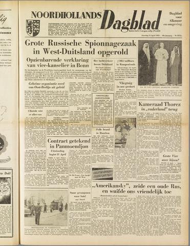 Noordhollands Dagblad : dagblad voor Alkmaar en omgeving 1953-04-11