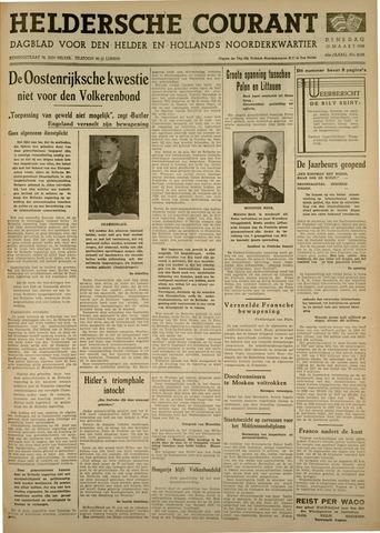 Heldersche Courant 1938-03-15