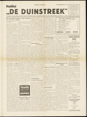 De Duinstreek 1962-07-20