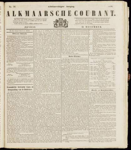 Alkmaarsche Courant 1876-12-24