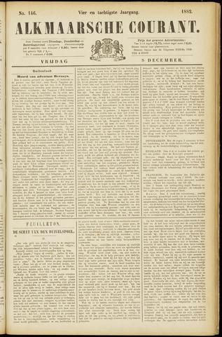 Alkmaarsche Courant 1882-12-08