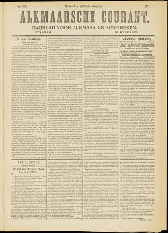 Alkmaarsche Courant 1913-12-30