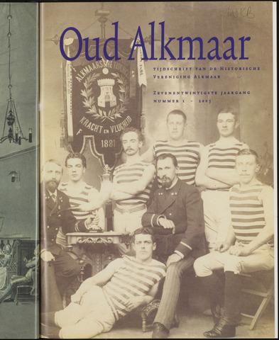 Oud Alkmaar 2003-04-01