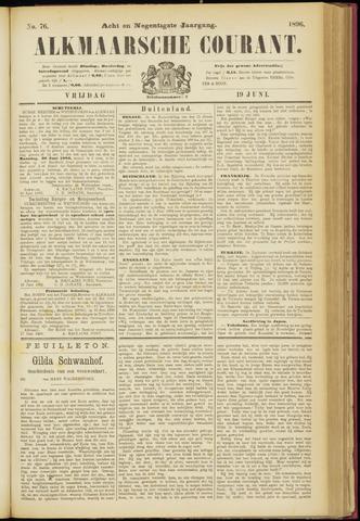 Alkmaarsche Courant 1896-06-19