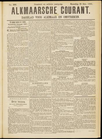 Alkmaarsche Courant 1906-12-31