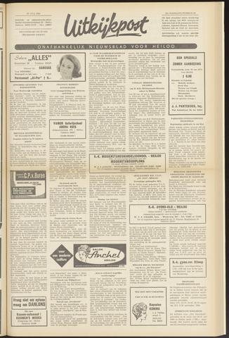 Uitkijkpost : nieuwsblad voor Heiloo e.o. 1964-07-30
