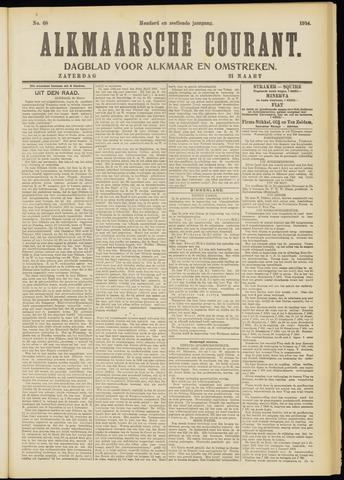 Alkmaarsche Courant 1914-03-21