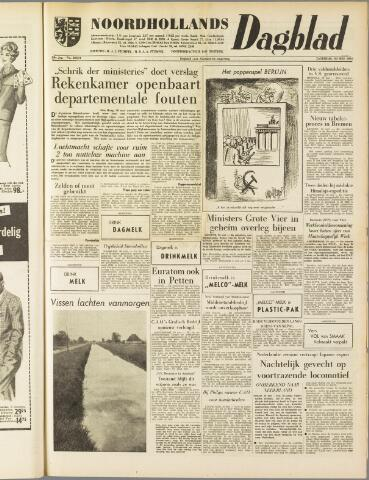 Noordhollands Dagblad : dagblad voor Alkmaar en omgeving 1959-05-30