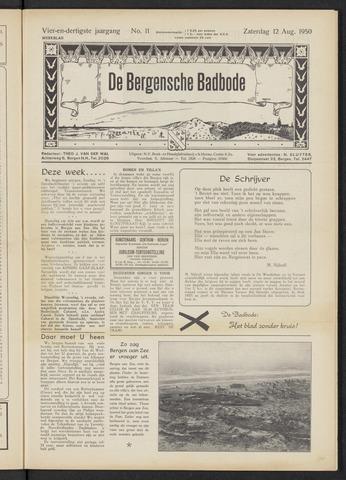 Bergensche bad-, duin- en boschbode 1950-08-12