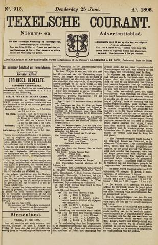 Texelsche Courant 1896-06-25