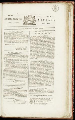Alkmaarsche Courant 1822-05-06