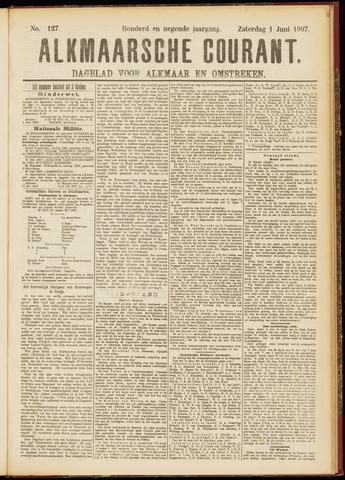 Alkmaarsche Courant 1907-06-01