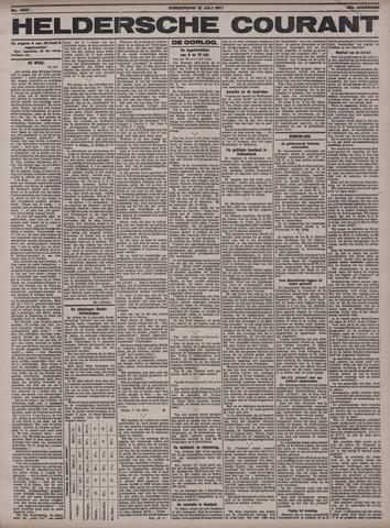Heldersche Courant 1917-07-12