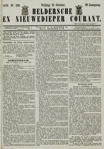 Heldersche en Nieuwedieper Courant 1870-10-21