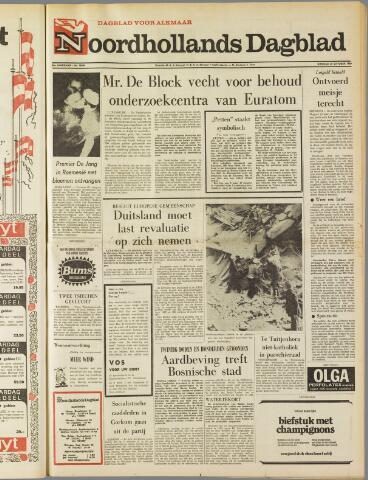 Noordhollands Dagblad : dagblad voor Alkmaar en omgeving 1969-10-28