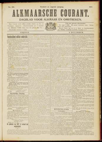 Alkmaarsche Courant 1907-12-06