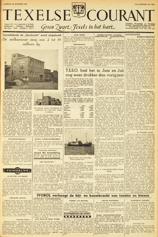 Texelsche Courant 1950-08-26