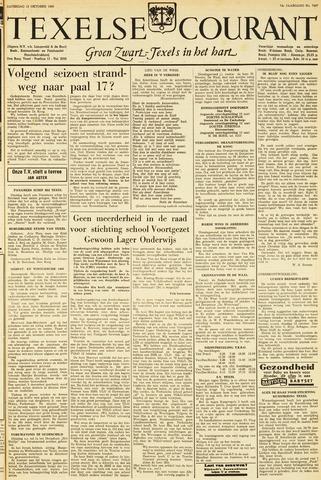 Texelsche Courant 1960-10-15