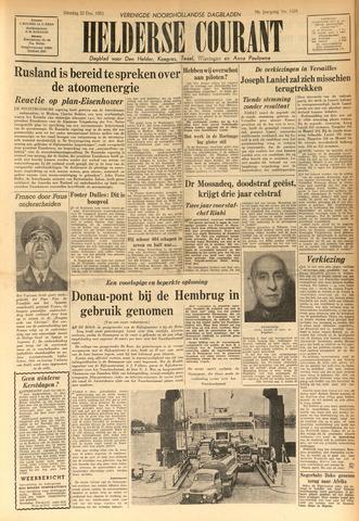 Heldersche Courant 1953-12-22