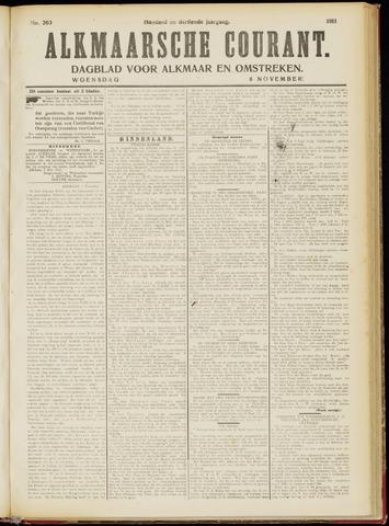 Alkmaarsche Courant 1911-11-08