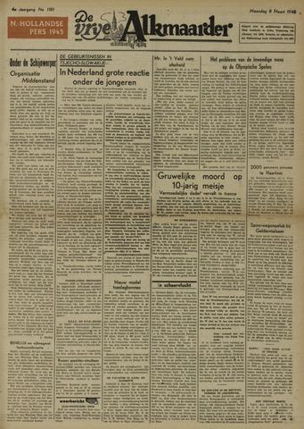 De Vrije Alkmaarder 1948-03-08