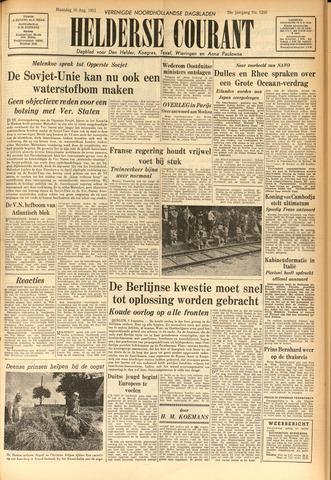 Heldersche Courant 1953-08-10