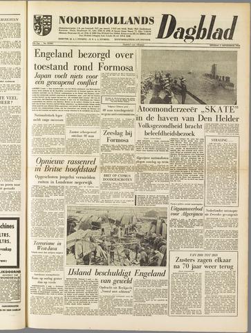 Noordhollands Dagblad : dagblad voor Alkmaar en omgeving 1958-09-02
