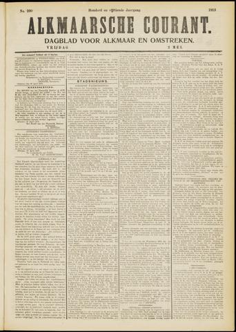 Alkmaarsche Courant 1913-05-02