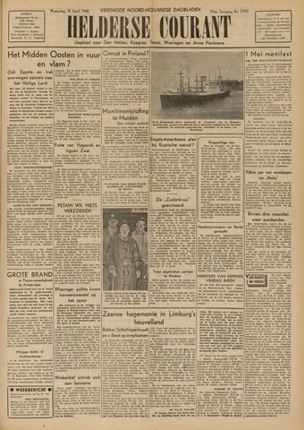 Heldersche Courant 1948-04-28