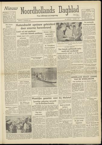 Nieuw Noordhollandsch Dagblad : voor Alkmaar en omgeving 1948-08-10