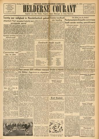 Heldersche Courant 1949-03-19