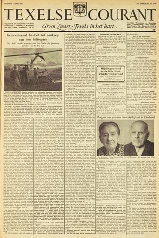 Texelsche Courant 1953-04-01
