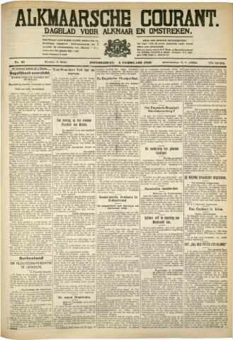 Alkmaarsche Courant 1930-02-06
