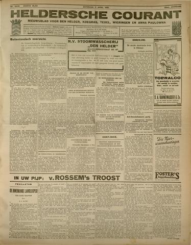 Heldersche Courant 1931-04-11
