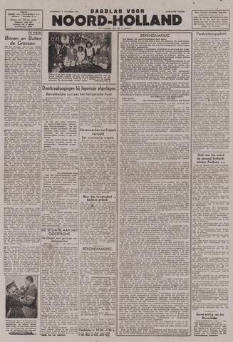 Dagblad Noord-Holland, Schager editie 1943-10-02