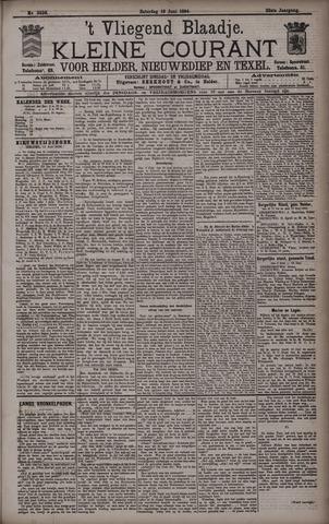 Vliegend blaadje : nieuws- en advertentiebode voor Den Helder 1894-06-16