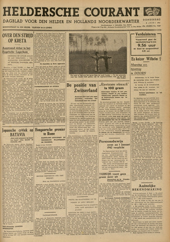 Heldersche Courant 1941-06-05