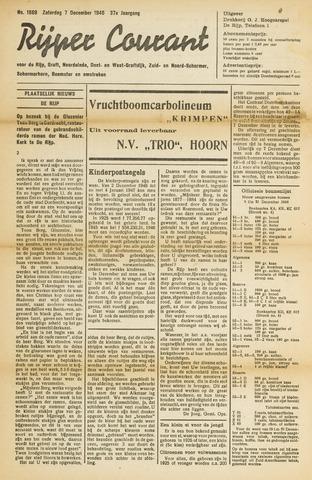 Rijper Courant 1946-12-07
