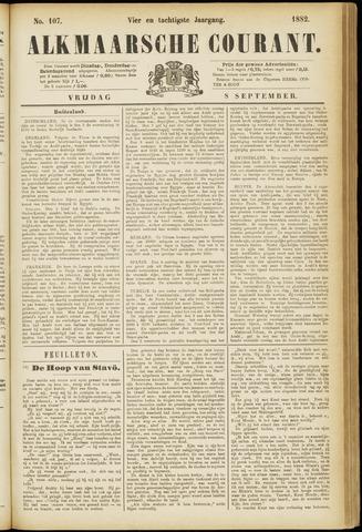 Alkmaarsche Courant 1882-09-08