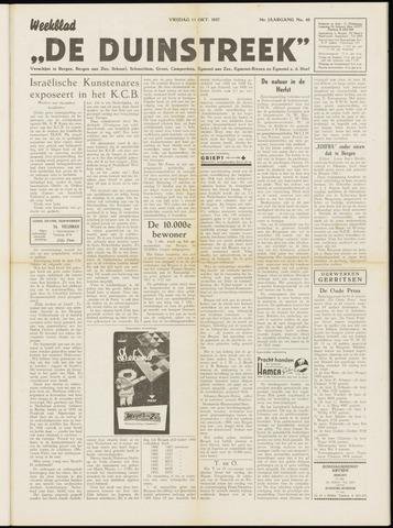 De Duinstreek 1957-10-11