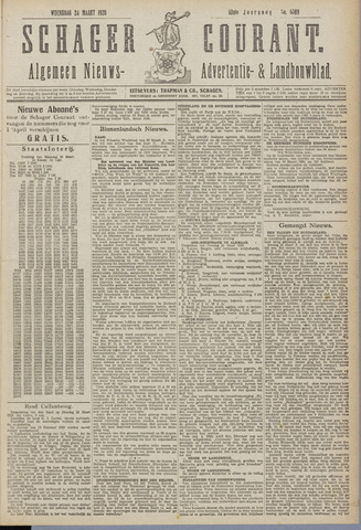 Schager Courant 1920-03-24