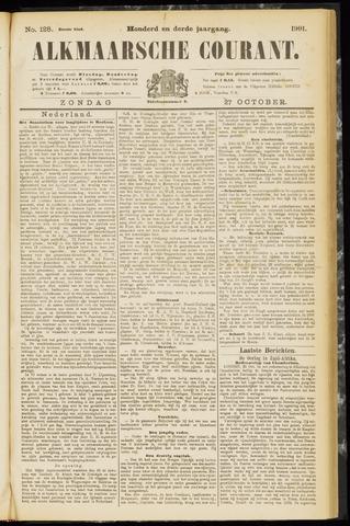 Alkmaarsche Courant 1901-10-27