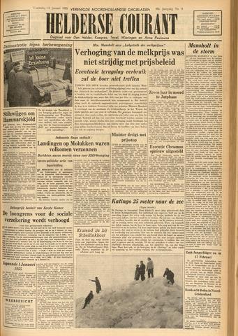 Heldersche Courant 1955-01-12