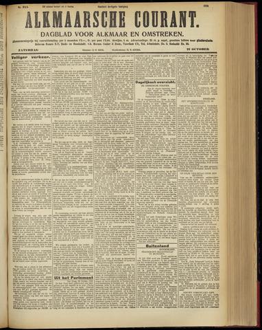 Alkmaarsche Courant 1928-10-27