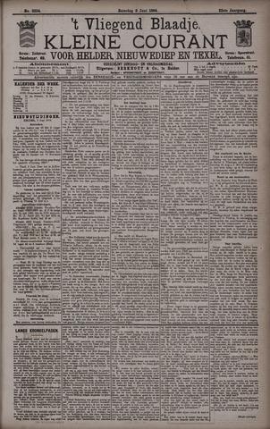 Vliegend blaadje : nieuws- en advertentiebode voor Den Helder 1894-06-09