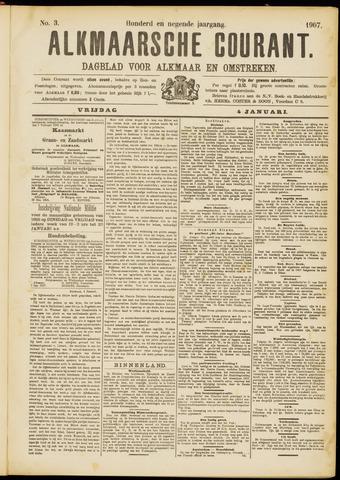 Alkmaarsche Courant 1907-01-04